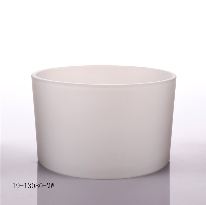 OEM Glass Candle Jar China Factory