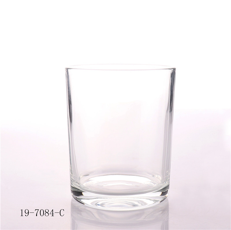 Clear Candle Glass Jar wholesale