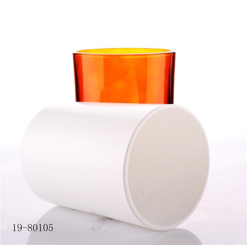 Custom Soy Candle Glass Holders
