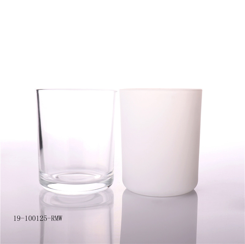 Scented Candle Glass Jar Factory