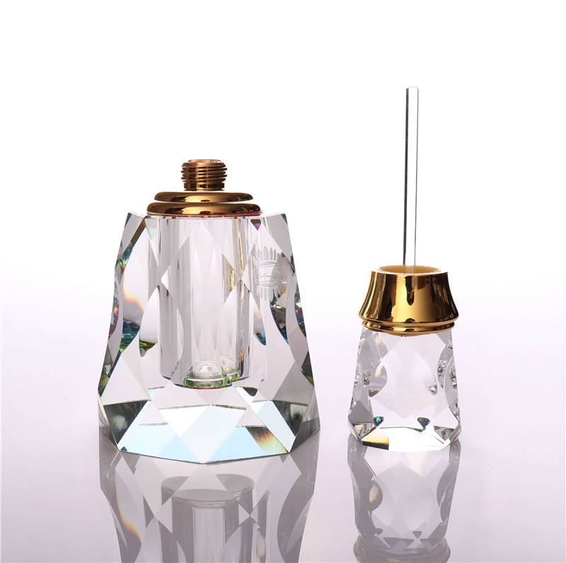 Crystal Glass Perfume Bottle Manafuctory