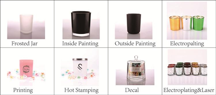 Candle Jar 19-262-C