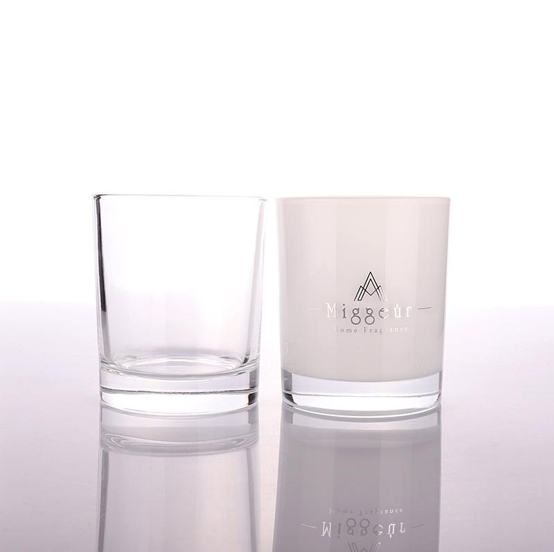 7oz CaClear Candle Glass Jarndle Glass Jar