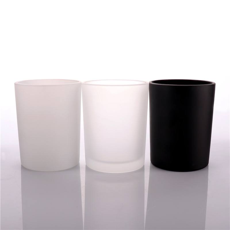 Empty Candle Glass Jar Supplier