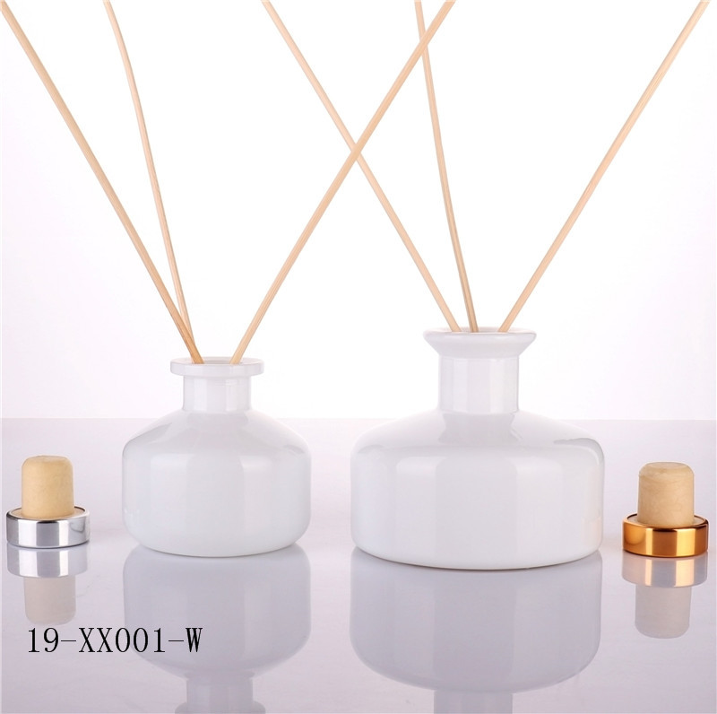 Clear Empty Glass Reed Diffuser Bottle