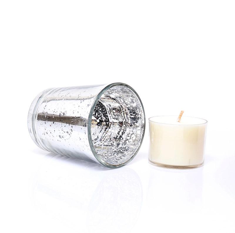 Hot Sale Votive Candle Holders Bulk Rose Gold Tea Light Bar Candle Holder