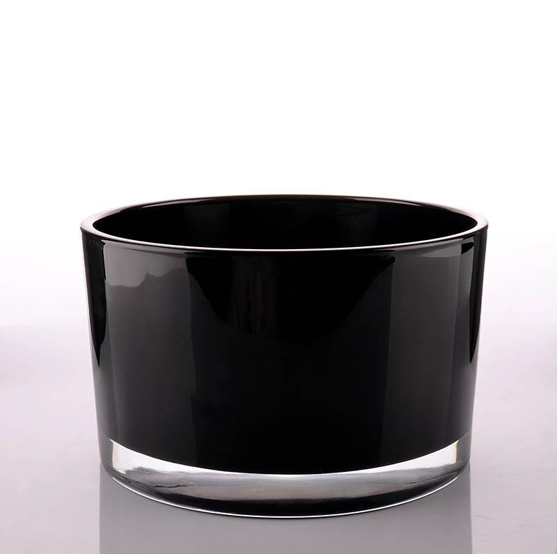 Large Size 3 Wicks Candle Jar Glass Wholesale