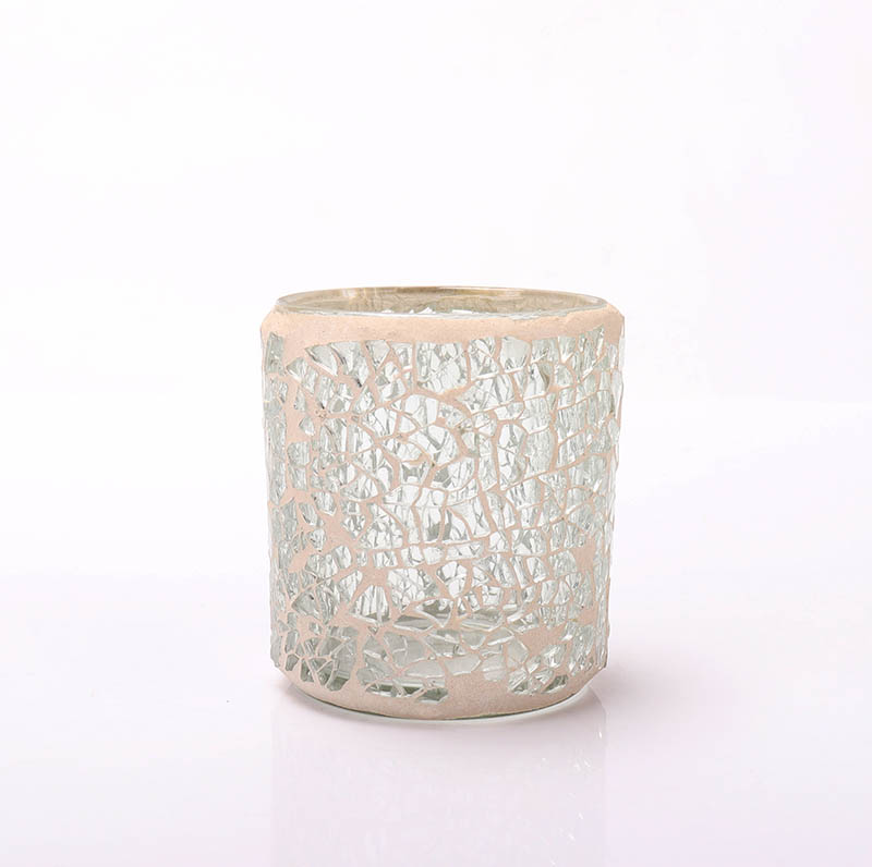 Luxury Pearl Candle Glass Jar