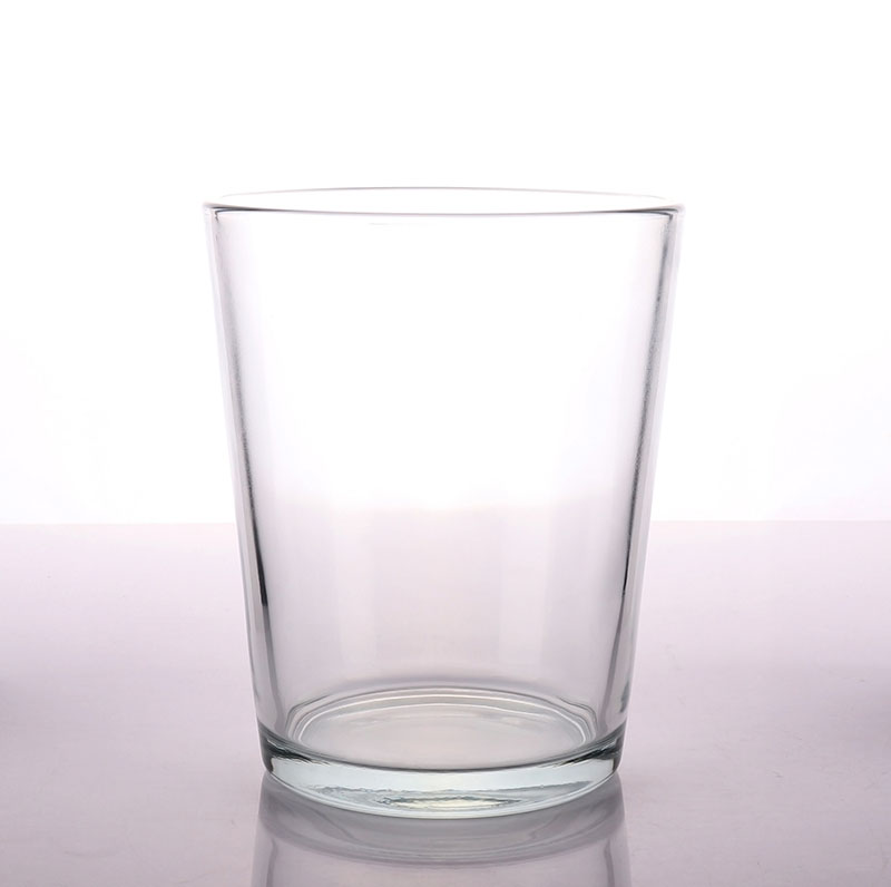 Large Big Size Empty Candle Glass Jar Supplier