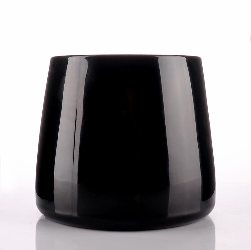 Luxury New Design Glass Candle Jar China Manufactory