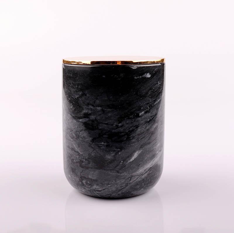 Luxury Marble Candle Jar Wholesale China