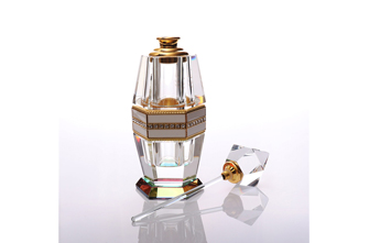 The Story of Perfume Bottles: From Stone to Porcelain to Glass